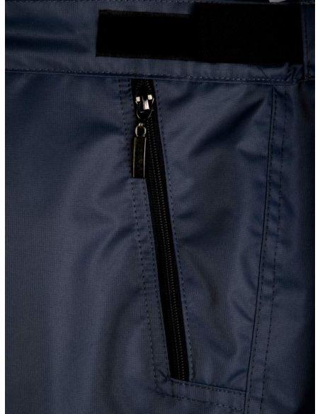 "карман  - серые брюки ""Лайк"""