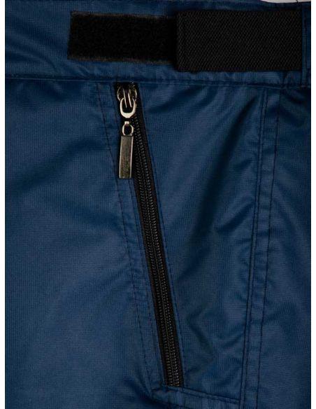 """карман  - темно-синие брюки """"Лайк"""""""