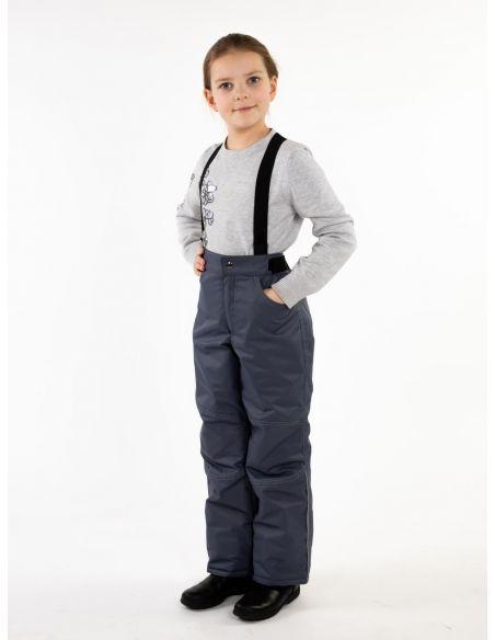 """Серые брюки """"Джинн"""""""