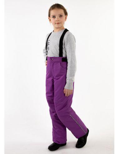 """Лиловые брюки """"Джинн"""""""