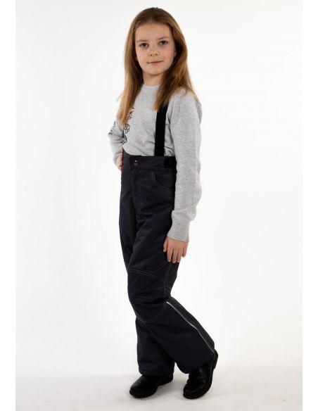 """Темно-серые брюки """"Джинн"""""""