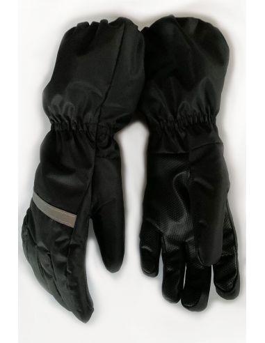 черная мембрана Перчатки Зимние New