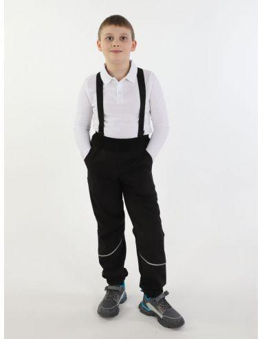 черные брюки Джоггеры